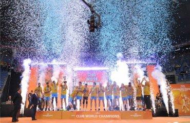 Стали відомі учасники клубного чемпіонату світу-2018 чоловічий волейбол, клубний чемпіонат світу, лубе чівітанова, італія, польща, скра, росія зеніт, факел, іран