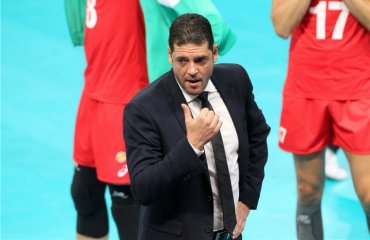 Константинов покинув пост головного тренера збірної Болгарії чоловічий волейбол, чемпіонат світу-2018, збірна болгарії, пламен константинов, головний тренер