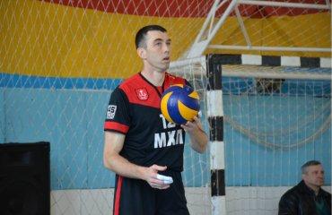 Український зв'язуючий Щавінський повернувся у Казахстан чоловічий волейбол, сергій щавінський, мхп-вінниця, казахстан єсіль-ск, трансфер, український волейболіст