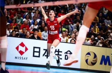 Тіяна Бошкович - найцінніший гравець чемпіонату світу-2018 жіночий волейбол, чемпіонат світу-2018, сербія, тіяна бошкович, mvp