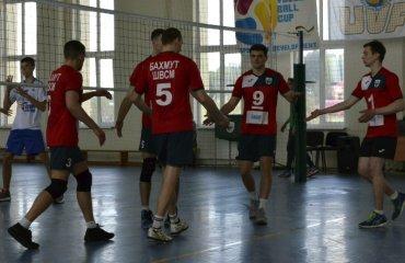 Результати матчів 2-го туру чоловічої Вищої лiги України 2018\19 чоловічий волейбол, вища ліга 2018\19, результати. розклад, трансляції відео, другий тур