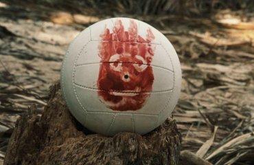Самый знаменитый волейбольный мяч в мире мужской волейбол, женский волейбол, том хенкс, изгой, фильм, волейбольный мяч