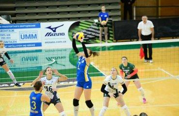 Результати матчів 6-го туру жіночої Суперлiги України 2018\19 жіночий волейбол, суперліга україни 2018\19, шостий тур, трансляції матчів, розклад, результати відео