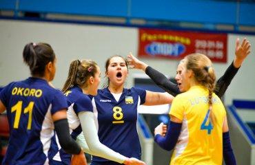 Чемпіонат EEVZA (дівчата U-16). Розпочали з впевнених перемог чемпіонат євза, збірна україни ю17 дівчата, перемога над азербайджаном та естонією