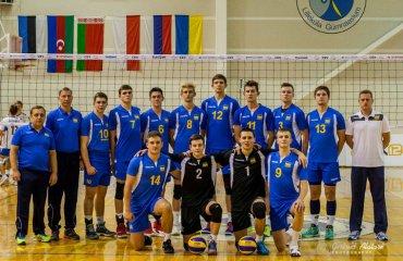 Чемпіонат EEVZA (хлопці U-17). Поразка від господарів чемпіонат євза, збірна україни ю17 юнаки, скрипка сергій головний тренер, поразка від естонії