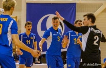 Чемпіонат EEVZA (хлопці U-17). Третя поразка поспіль чемпіонат євза, збірна україни ю17 юнаки