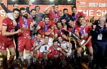 """Італійське """"Трентіно"""" виграло клубний чемпіонат світу чоловічий волейбол, клубний чемпіонат світу-2018, трентіно, переможець, чивітанова"""