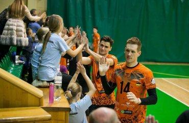 """""""Барком-Кажани"""" влаштував благодійну акцію чоловічий волейбол, барком-кажани львів, суперліга україни, свято миколая, благодійна акція"""