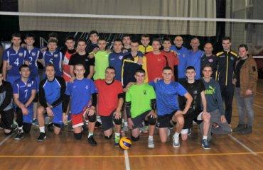 Збірна України U-15 готується до чемпіонату EEVZA юнацький волейбол, євза 2018, eevza, збірна україни