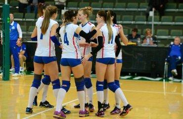 """Суперліга (жінки). 6-й тур. """"Волинь"""" повертається до квартету лідерів жіночий волейбол, суперліга україни, 6 тур, білозгар-медуніверситет, волинь-університет, вінниця, луцьк"""