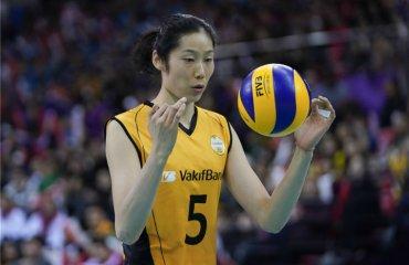 Чжу Тін - MVP клубного чемпіонату світу-2018 жіночий волейбол, клубний чемпіонат світу-2018, вакіфбанк, чжу тін, mvp