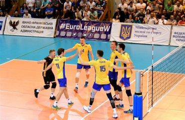 Стали відомі суперники збірної України у Золотій Євролізі-2019 чоловічий волейбол, жіночий волейбол, золота Євроліга-2019, суперники, збірна україни