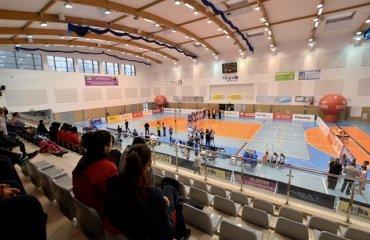 Українки перемогли Латвію у стартовому матчі чемпіонату EEVZA юнацький волейбол. чемпіонат євза, україна латвія, огляд матчу