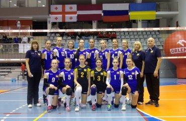 Збірна України U-14 перемогла Грузію у другому матчі чемпіонату EEVZA чемпіонат євза, збірна україни ю14 дівчата, перемога над грузією