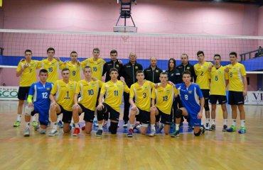Збірна України U-15 перемогла Естонію у першому матчі чемпіонату EEVZA чемпіонат євза, збірна україни ю15, юнаки, перемога над естонією