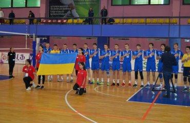 Збірна України U-15 стала бронзовим призером чемпіонату EEVZA чемпіонат євза, збірна україни ю15 юнаки, бронзові нагороди, перемогли збірну білорусі