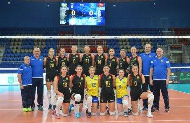 Жіноча збірна України перемогла Чорногорію у кваліфікаційному матчі ЧЄ-2019 жіночий волейбол, чемпіонат європи-2019 кваліфікація жіноча збірна україни