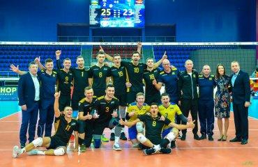 Кваліфікація ЧЄ-2019 (чоловіки). Достроково забезпечили перше місце! чоловічий волейбол, чемпіонат європи-2019, македонія, чоловіча збірна україни-2019