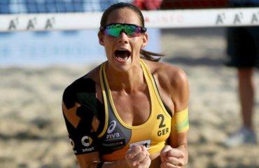 Пляжница Валькенхорст завершает карьеру пляжный волейбол, кира валькенхорст, лаура людвиг, маргарета козух, немецкие пляжницы, завершение спортивной карьеры, мировой тур, олимпийские игры