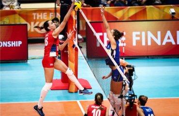Жіночий чемпіонат світу-2022 відбудеться у Польщі і Нідерландах жіночий волейбол. чемпіонат світу-2022, нідерланди, польща, fivb