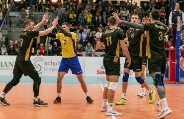 Фото та відео дня чоловічий волейбол, чоловіча збірна україни. даніїл мелюшкін, горден брова