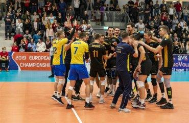 Визначилися суперники збірної України на чемпіонаті Європи-2019 чоловічий волейбол, чемпіонат європи-2019, жеребкування, чоловіча збірна україни, фінальний раунд, груповий етап