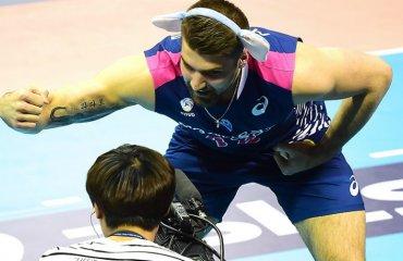 Венгерский волейболист стал главным тренером корейской команды (ВИДЕО) мужской волейбол, южная корея, матч звезд, кристиан падар, видео, главный тренер, танцы