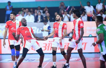 Как сделать волейбол привлекательным для ТВ? В Индии нашли решение мужской волейбол, чемпионат индии, новые правила, девид ли, телевиденье