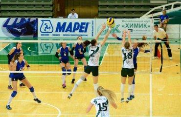 Стали відомі півфінальні пари жіночого Кубку України жіночій волейбол, кубок україни 2018\19, фінал чотирьох, півфінали суперники, хімік-волинь, галичанка-орбита