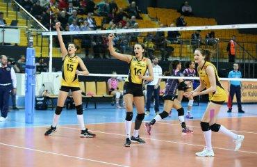 Визначилися чвертьфіналісти жіночої Ліги чемпіонів-2019 жіночій волейбол, ліга чемпіонів 2018\19, груповий етап, результати