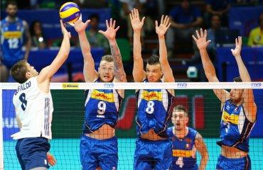 На Кубку світу-2019 Європу представлять Росія, Польща та Італія чоловічий волейбол, кубок світу-2019, італія, польща, росія, збірні світу
