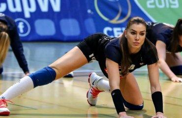 Найгарячіший інстаграм чорногорського волейболу жіночий волейбол, збірна чорногорії, татьяна бокан, красива волейболістка, фото, угорщина бекешчаба