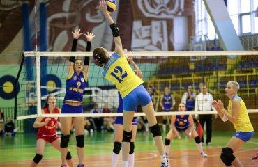 Результати матчів 14-го туру жіночої Суперлiги України 2018\19 жіночій волейбол, суперліга україни 2018\19, 14-ий тур, розклад, результати, трансляції відео, місце проведення