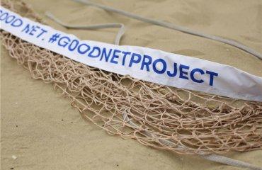 Викинуті рибальські сіті перероблятимуть на волейбольні сітки чоловічий волейбол, жіночий волейбол, пляжний волейбол, бразилдія, оон, рибальські сіті