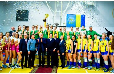 """ВК """"Полісся"""" – переможець Вищої ліги України 2018\19! жіночий волейбол, вк полісся, вища ліга фінал чотирьох, переможці, марина лємєшева"""