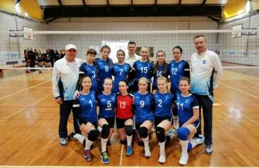 Волейболістки з Білої Церкви вийшли у 1\4 фіналу чемпіонату світу-2019 дитячий волейбол, чемпіонат світу для школярів хорватія 2019, збірна україни