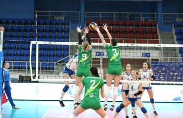 Результати фінальних матчів жіночої Суперліги України 2018\19 жіночий волейбол, суперліга україни, фінал чотирьох, перщий тур, другий тур запоріжжя южний, розклад, результати трансляції матчів