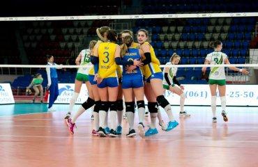 """Суперліга (жінки). """"Фінал чотирьох"""". 1-й тур. Один фаворит і три загадки жіночий волейбол, суперліга україни 2018\19, фінал чотирьох, перший тур запоріжжя"""