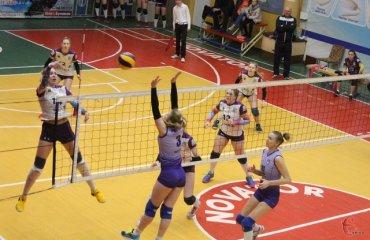 """Хмельницький """"Новатор"""" повертається до Вищої ліги жіночий волейбол, суперліга україни 2018\19, новатор вища ліга україни 2018\19, регіна. 5-8 місця"""