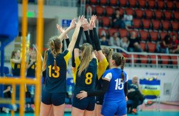 """Кваліфікація ЧЄ-2019. U-16 та U-17. Французька """"підніжка"""" для українок збірна україни ю16 ю17, дівчата юнаки. кваліфікація чемпіонат європи-2019"""