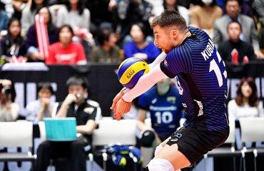 Иранец показал жест Кубяку – чуть не дошло до драки мужской волейбол, михал кубяк панасоник япония, иран варамин, клубный чемпионат азии