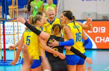 Жіноча збірна України завершує підготовку до Золотої Євроліги жіночий волейбол, жіноча збірна україни, склад команди, золота євроліга-2019