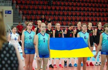 Жіноча збірна України перемогла Словаччину у стартовому матчі Золотої Євроліги жіночий волейбол, золота євроліга-2019, україна - словаччина, огляд матчу