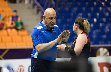 """Гарій ЄГІАЗАРОВ: """"Головне – боротися за кожен м'яч і вірити у власні сили"""" жіночий волейбол, жіноча збірна україни, золота євроліга-2019, головний тренер гарій єгіазаров  інтервью"""