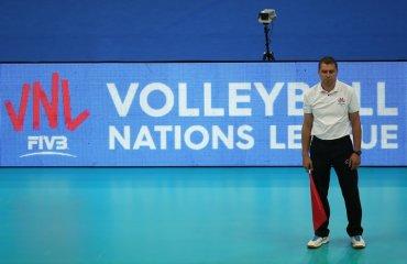 Почему в Лиге наций отказались от линейных судей лига наций, мужской волейбол. женский волейбол, фивб, линейные судьи, новые правила