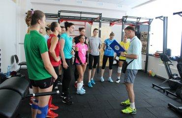 Жіноча студентська збірна України готується до Літньої Універсіади жіночій волейбол, літня універсіада-2019, всесвітня універсіада-2019, жіноча збірна україни, склад команди, тренувальний збір