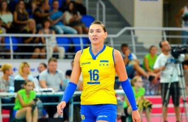 Капітан збірної України Кодола повертається у Францію жіночій волейбол, надія кодола, збірна україни, чемпіонат франції, канни, трансфер. українська волейболістка