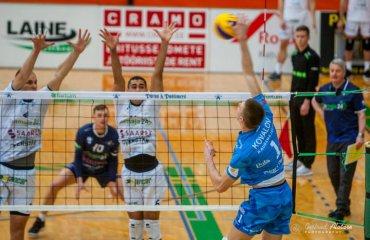 Український нападник Ковальов продовжить кар'єру у Франції чоловічий волейбол, чемпіонат франції, ілля ковальов, трансфер, нансі, український волейболіст