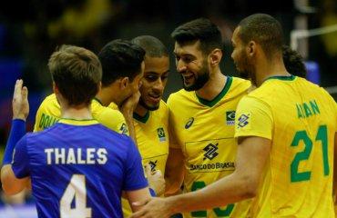 """Стали відомі всі учасники """"Фіналу шести"""" Ліги націй чоловічий волейбол, ліга націй, фінал шести, команди, результати"""