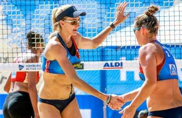 Американські пляжниці виграли матч з найбільшим розривом в історії ЧС пляжний волейбол, чемпіонат світу-2019, гамбург, рекорд в матчі, сша